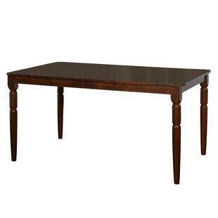 Brookwood Dining Table by Beachcrest Home