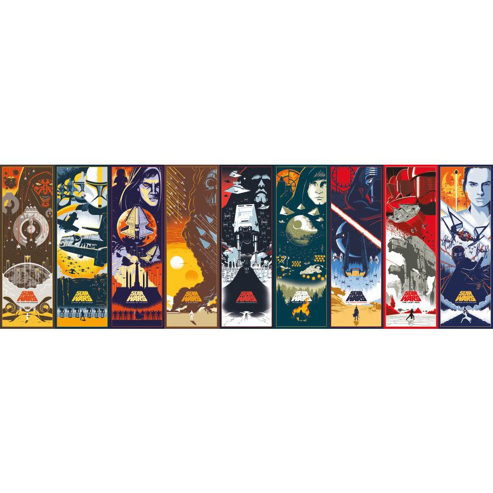 York Wallcoverings Star Wars Celebrating The Saga 15 L X 6 W Wallpaper Border Wayfair