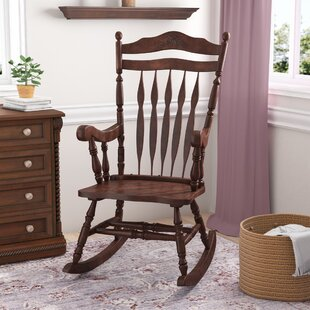 Shop for Hanlon Rocking Chair by Darby Home Co Reviews (2019) & Buyer's Guide