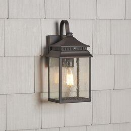 Outdoor lighting joss main outdoor wall lights flush mounts mozeypictures Images