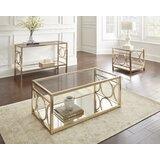 Astor 3 Piece Coffee Table Set by Willa Arlo Interiors
