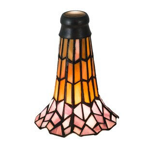 Find Lily Honey 4 Glass Bell Lamp Shade By Bloomsbury Market