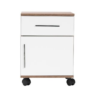 OToole 1 Drawer Nightstand by Orren Ellis