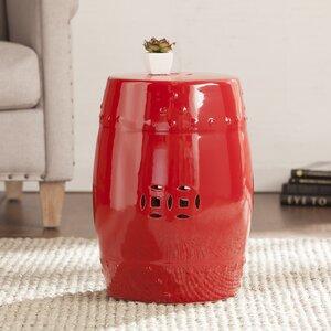 Estella Ceramic Indoor/Outdoor Accent Table