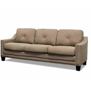 Nailhead Sofa by BestMasterFurniture
