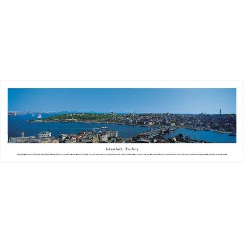 Blakewaypanoramas Istanbul Turkey By James Blakeway Photographic Print Wayfair