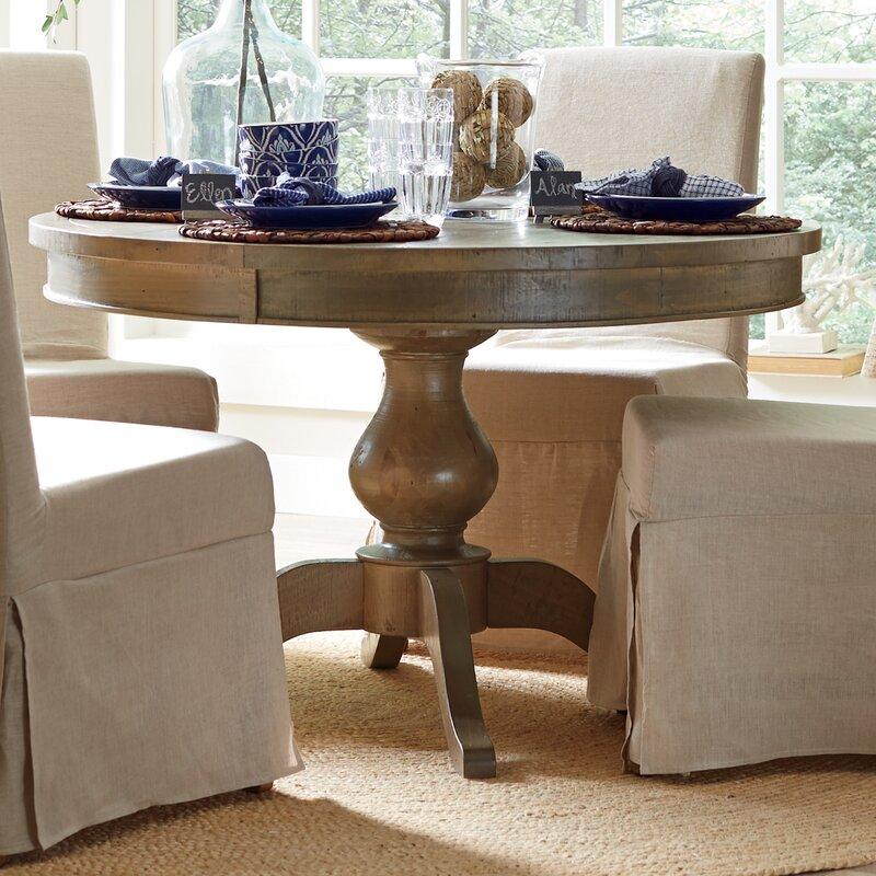 Birch Lane Heritage Seneca Extendable Dining Table Reviews
