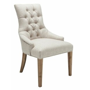 Luci Upholstered Dining Chair (Set of 2) Meubles House