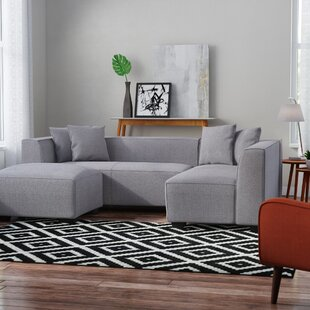 Terrific Daniella Corner Sectional With Ottoman Onthecornerstone Fun Painted Chair Ideas Images Onthecornerstoneorg