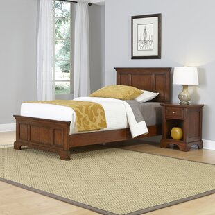 Compare prices Chesapeake Panel 2 Piece Bedroom Set ByHome Styles