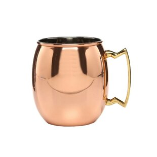 Benedetta 16 oz. Moscow Mule Mug with Handle
