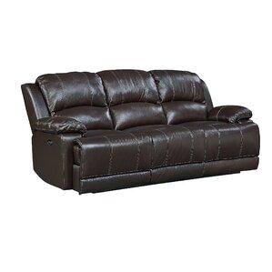 Garlock Leather Reclining Sofa  sc 1 st  Wayfair & Power Reclining Sofas Youu0027ll Love | Wayfair islam-shia.org