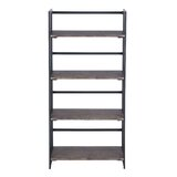 Ayda Shelves Etagere Bookcase by Ebern Designs