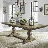 Extendable Dining Table by Gracie Oaks