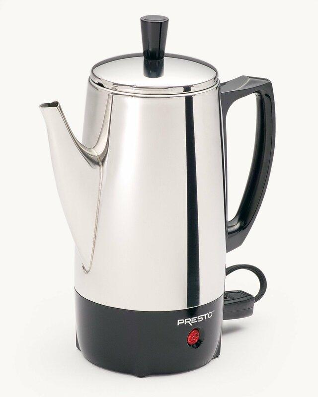 Coffee Percolator Maker
