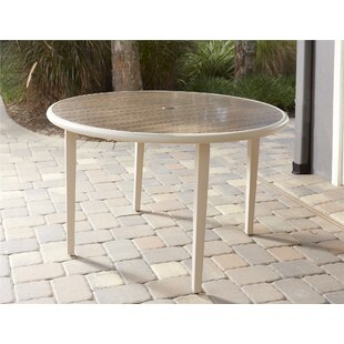 Santa Fe Metal Dining Table