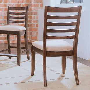 Woodlynne Splat Back Side Chair (Set of 4) Red Barrel Studio
