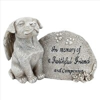 Deals on Design Toscano Forever in Our Hearts Memorial Dog Statue
