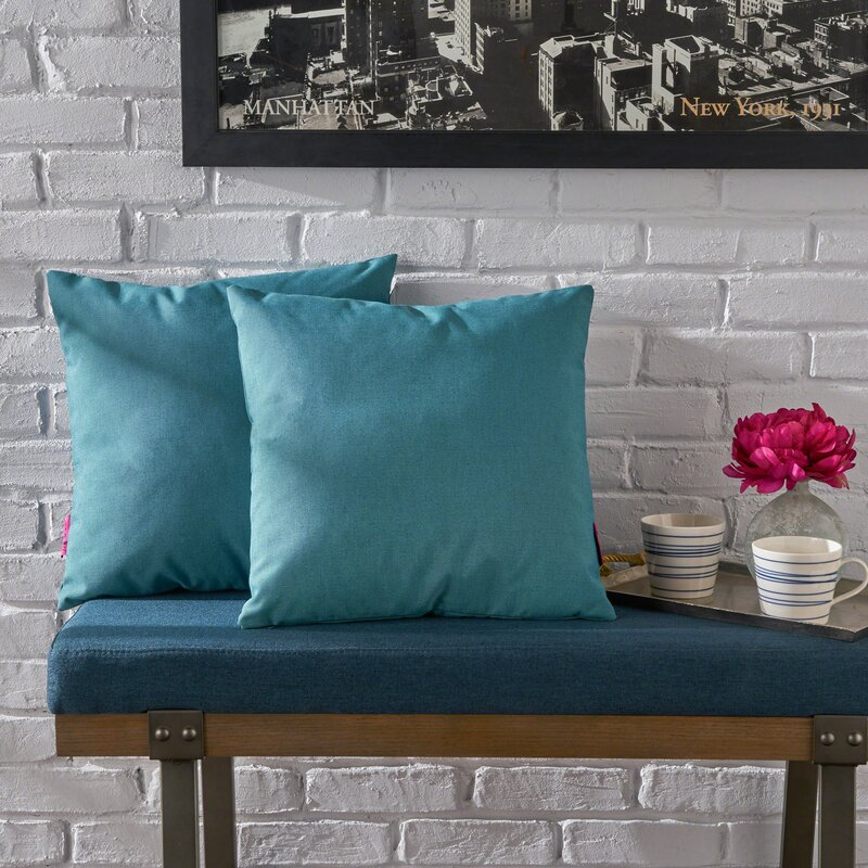 Rosecliff Heights Choudhury Throw Pillow