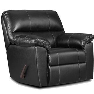 Akers Manual Rocker Recliner by Winston Porter SKU:DC176888 Description