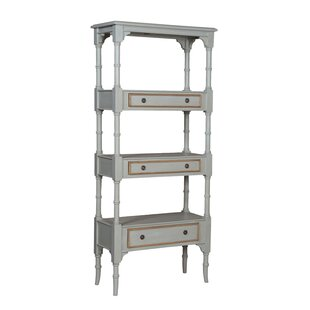 Madison Etagere Bookcase