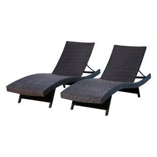 Crispin Chaise Lounge (Set of 2)