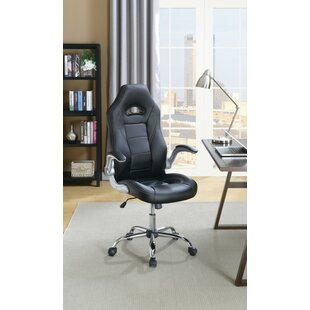 Chapdelaine Modern Gaming Chair by Ebern Designs Great Reviews