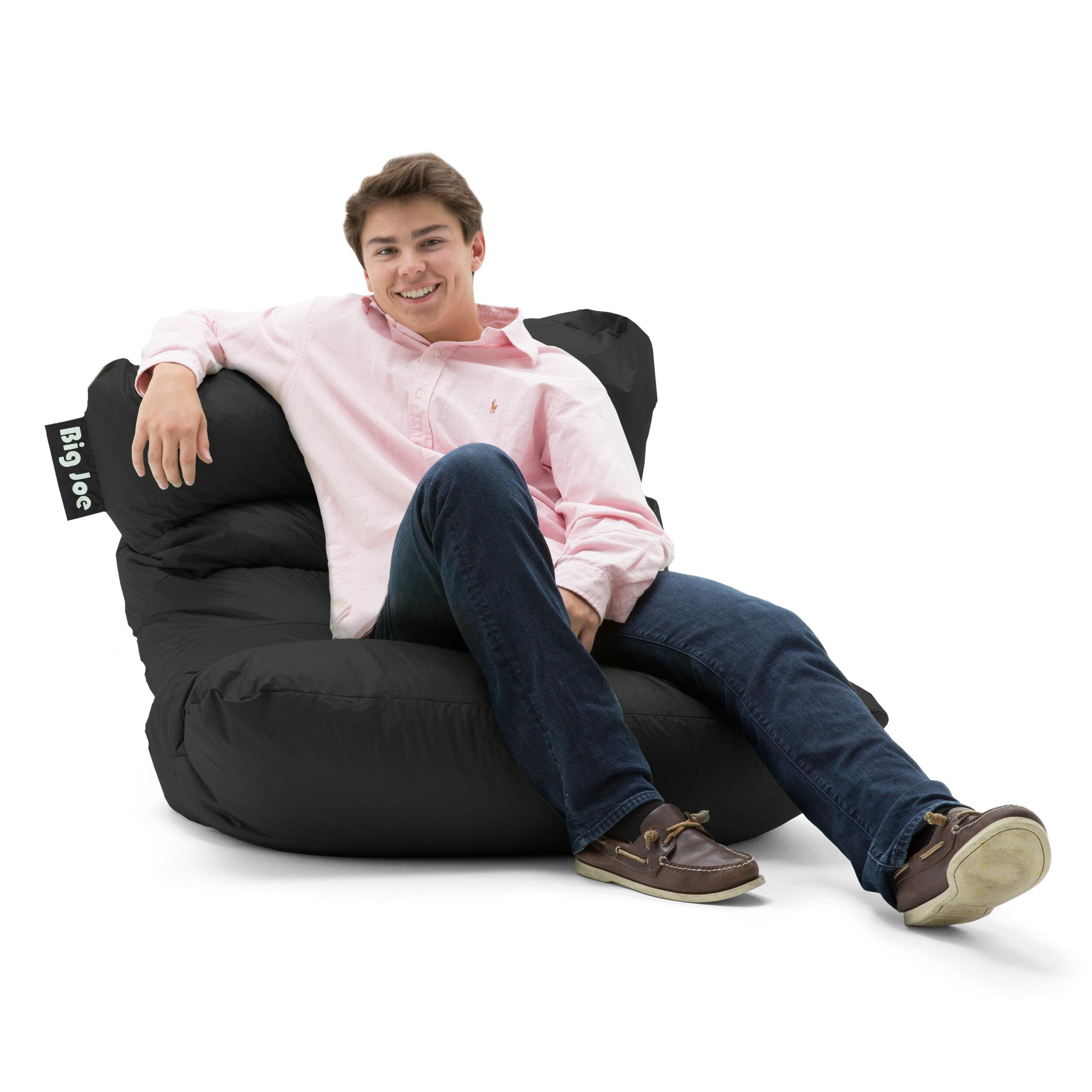 Superieur Comfort Research Big Joe Roma Bean Bag Chair U0026 Reviews | Wayfair