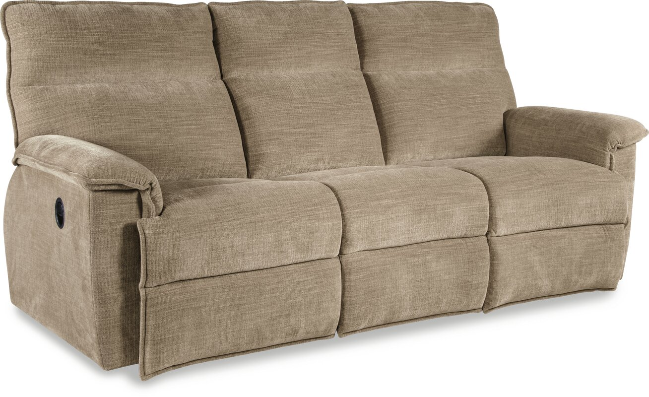 La Z Boy Jay Time Full Reclining Sofa Reviews Wayfair