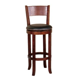 Cappuccino 30 Swivel Bar Stool Sunny Designs