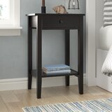 Baca 1 - Drawer Nightstand by August Grove®