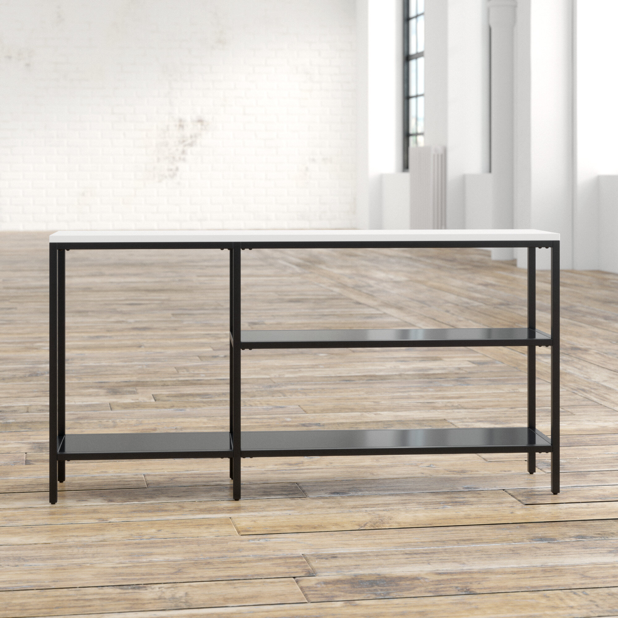 Mini Table A Langer 12 inch depth all console tables | wayfair