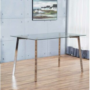 Rales Glass Dining Table