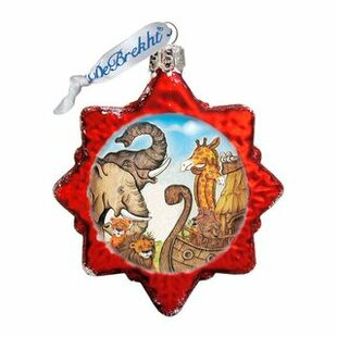 Noah Ark Shaped Ornament by The Holiday Aisle