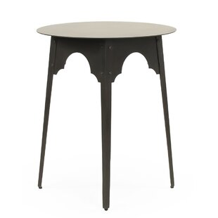 Gaylon Metal Small End Table