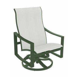 Kenzo Swivel Patio Dining Chair