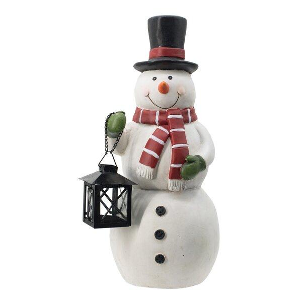 Resin Snowman Wayfair