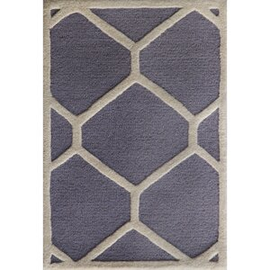 Martins Silver / Ivory Area Rug