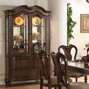 Azis China Cabinet by A&J Homes Studio