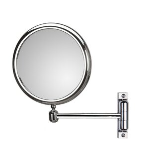 Mirror Pure Doppiolo Magnifying Cosmetic Mirror ByWS Bath Collections
