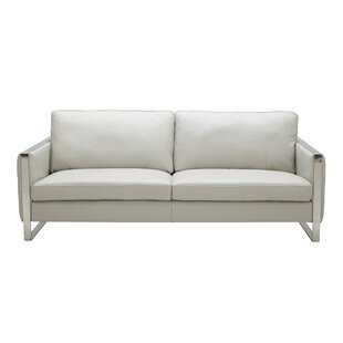 Hewins Leather Sofa