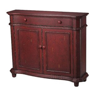 Kenji 1 Drawer Accent Cabinet by Darby Home Co