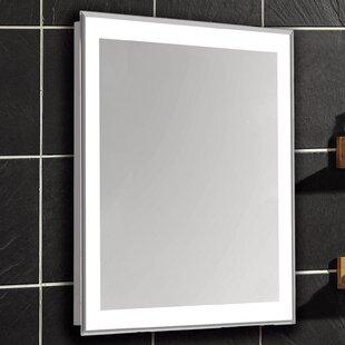 Read Reviews Bathroom/Vanity Mirror ByLatitude Run