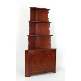 WoodWard Corner Unit Bookcase