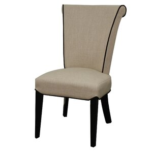 Bentley Side Chair (Set of 2) by New Pacific Direct