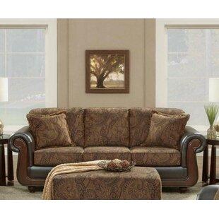 Boaz Wooden Cuccino Sofa