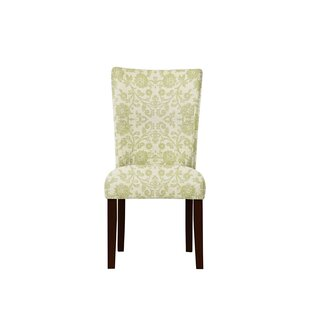 Triche Upholstered Dining Chair (Set Of 2) by Red Barrel Studio #1