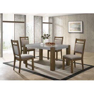 Shane 5 Piece Dining Set Gracie Oaks