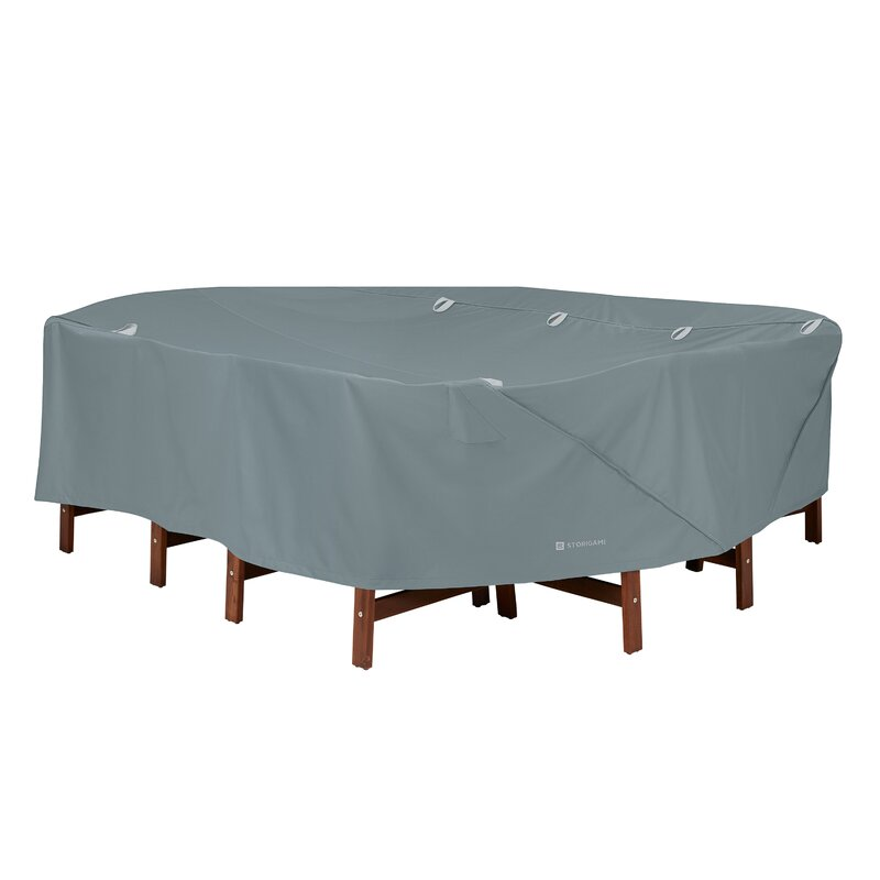 Freeport Park Chico Water Resistant Patio Table Cover Wayfair