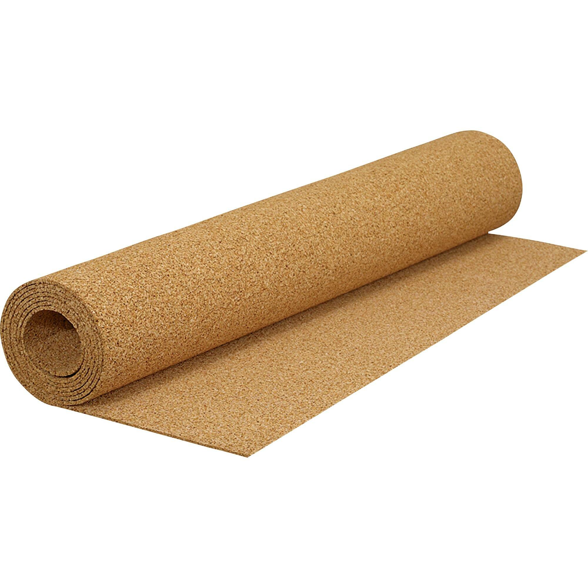 Qep Cork Underlayment Roll 100 Sq Ft